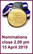 Community Law Awards 2019