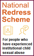 Link to the National Redress Scheme